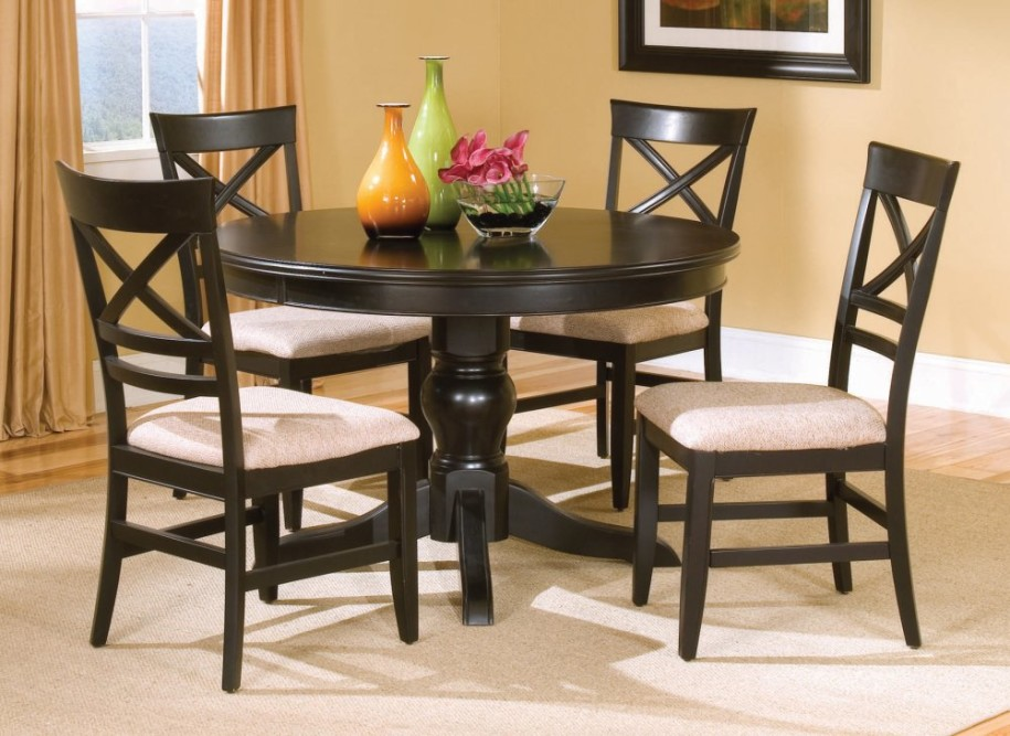 Fabulous Dining Set Small Kitchen Table Sets Design Round Table .