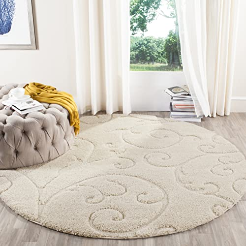 Round Rugs for Living Room: Amazon.c