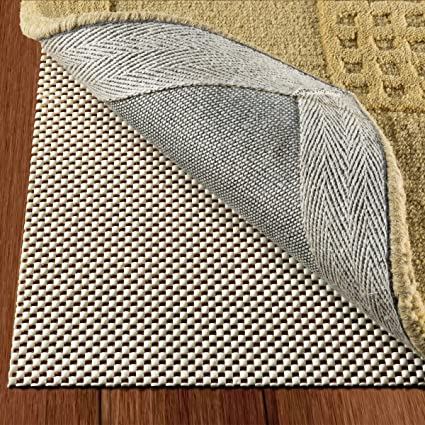 Amazon.com: DoubleCheck Products Non Slip Area Rug Pad for .