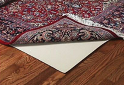 Rubber Anchor II Natural Rubber Rug Pad for wood floors -Thin .