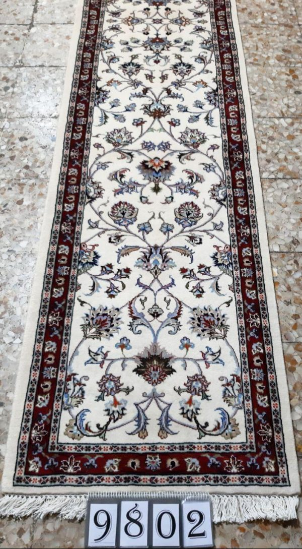 Handmade Persian Rug Runner 9802  Hand Knotted Rug  Epersianr