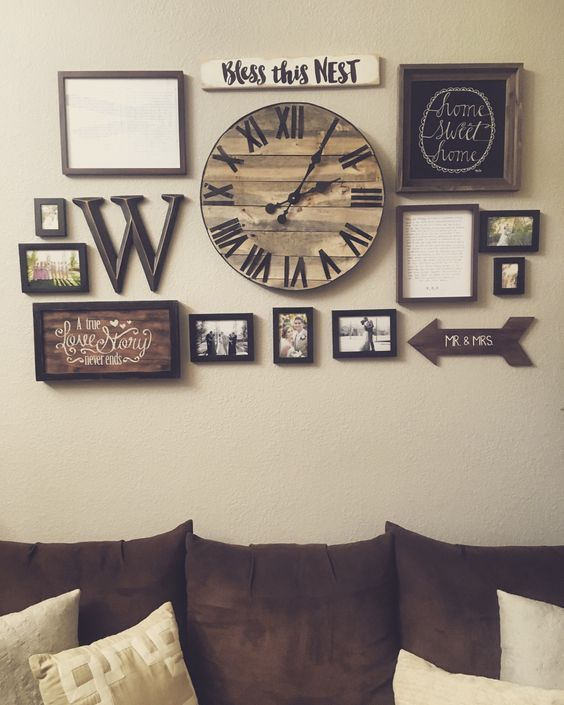25 Must-Try Rustic Wall Decor Ideas Featuring The Most Amazing .