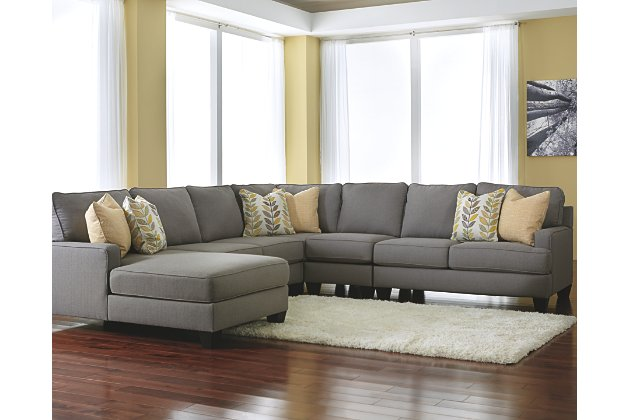 Chamberly 4-Piece Sectional with Chaise   Ashley Furniture HomeSto