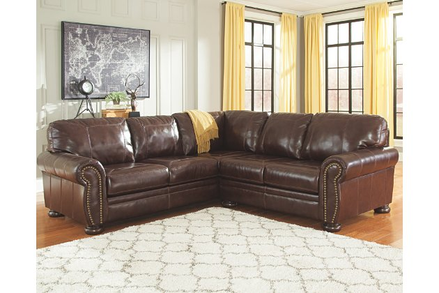 Banner 2-Piece Sectional   Ashley Furniture HomeSto