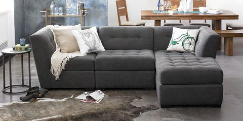 9 Best Sectional Sofas & Couches 2018 - Stylish Linen and Leather .