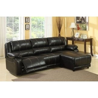 Sectional With Chaise Lounge And Recliner
