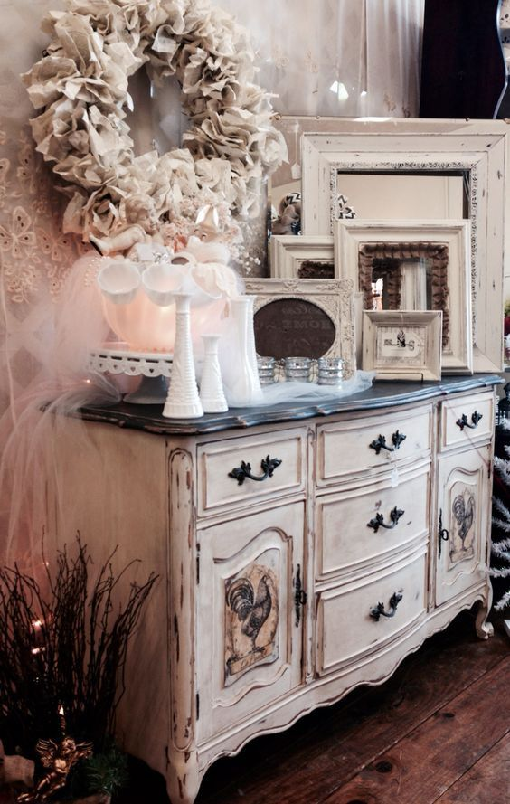 100+ Awesome DIY Shabby Chic Furniture Makeover Ideas | Shabby .