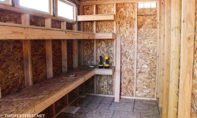 19 Ideas and Plans on How to Build Shed Storage Shelv
