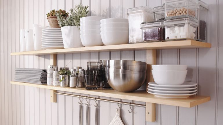 18 storage ideas for small kitchens | Real Hom