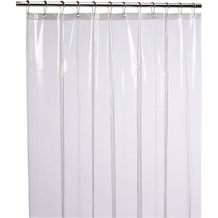 Peva Clear Shower Curtain Liner + Reviews | C