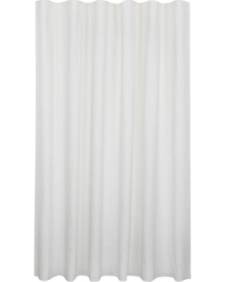 Don't Miss These Deals on Bubble Texture Natural Shower Curtain .