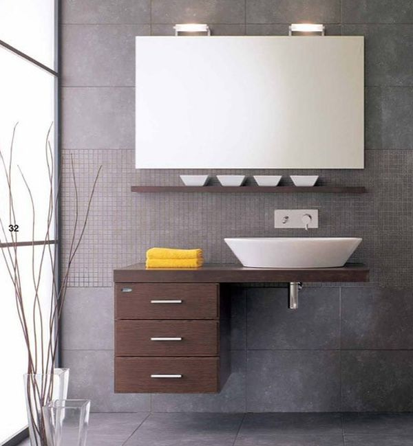 27 Floating Sink Cabinets and Bathroom Vanity Ideas   Floating .