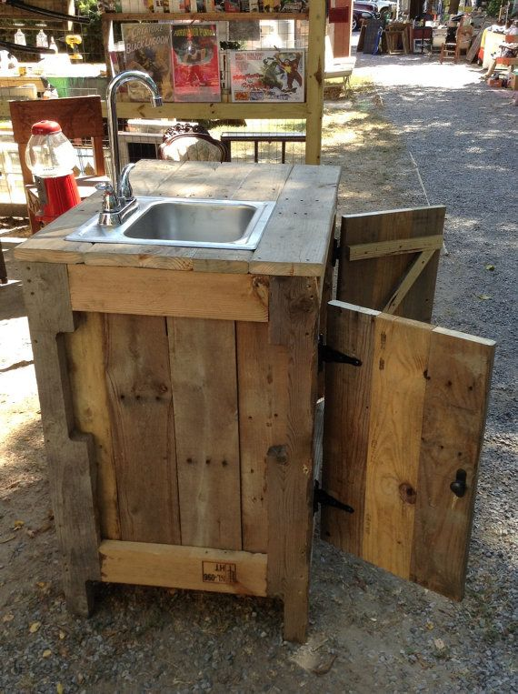 Sink Cabinet For Outdoor Entertainment Area, Kitchen Or Bathroom .
