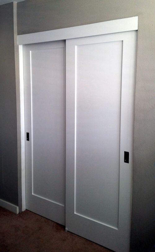 Create a New Look for Your Room with These Closet Door Ideas   Diy .