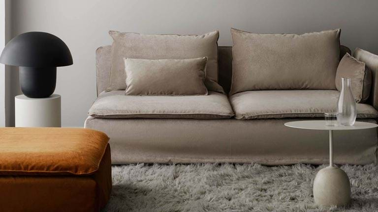 Custom covers | slipcovers for IKEA | sofas | armchairs | couches .