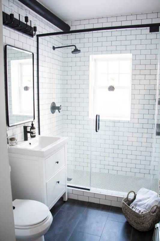 12 Small Bathroom Makeovers That Make the Most of Every Inch .