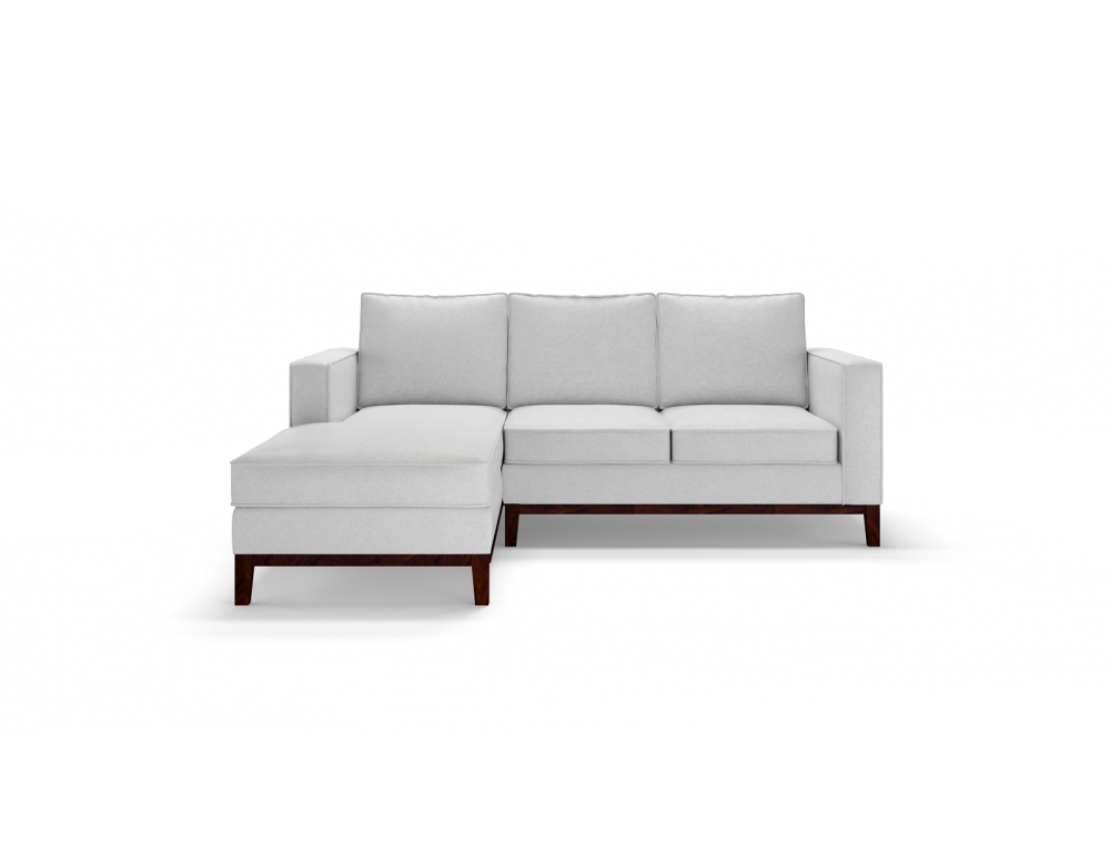 Lily Small Corner Sofa Left Hand Facing - from Lovely Sofas