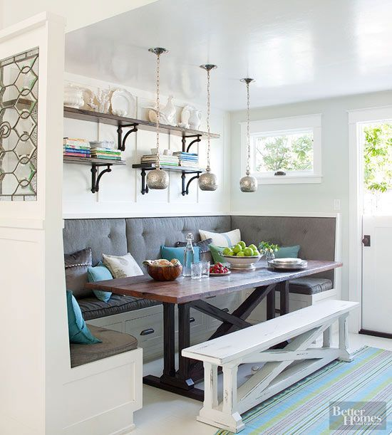 Live Large with These Small Dining Room Ideas   Home kitchens .
