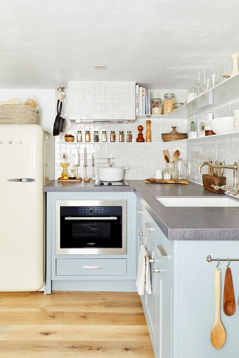 50 Best Small Kitchen Design Ideas - Decor Solutions for Small .