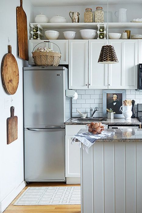 30+ Best Small Kitchen Design Ideas - Tiny Kitchen Decorati