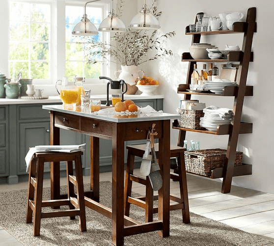 11 Ideas of Kitchen Table for Small Spaces | Small Kitchen Guid