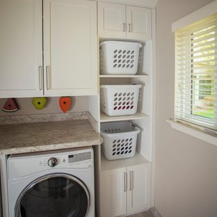 75 Beautiful Small Laundry Room Pictures & Ideas | Hou
