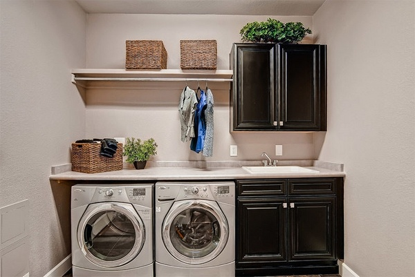 40 small laundry room design ideas - comfortable and functional .