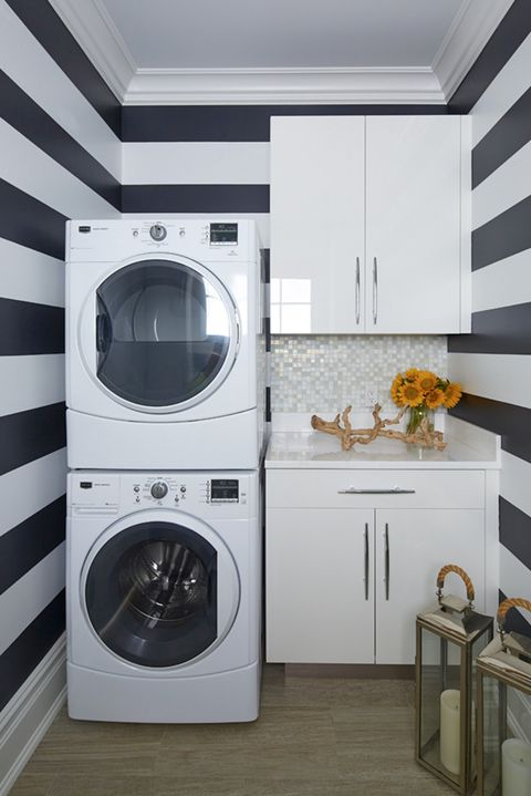 15 Beautiful Small Laundry Room Ideas - Best Laundry Room Designs .