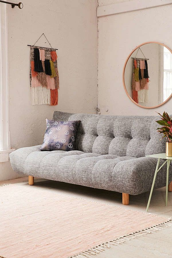 12 Couches For Small Spaces That Are Actually Roomy | HuffPost Li