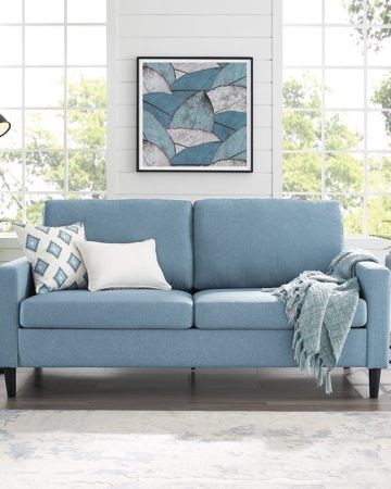 15 Best Small Couches - Sectional Couches for Small Spac