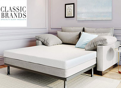 Best Sofa Bed Mattress - Our Top 6 Picks for 2020 | Sleep Advis