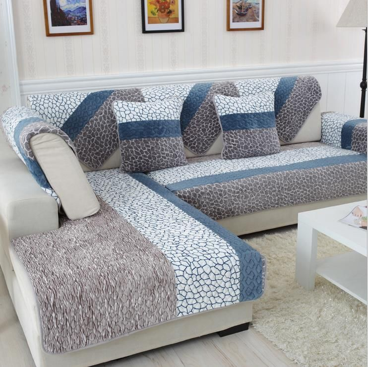 Cheap sofa covers – the best idea for a budget friendly decorating .