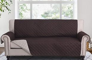 Amazon.com: RHF Reversible Sofa Cover, Couch Covers for 3 Cushion .