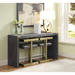 Console Tables with Stools You'll Love in 2020 | Wayfa