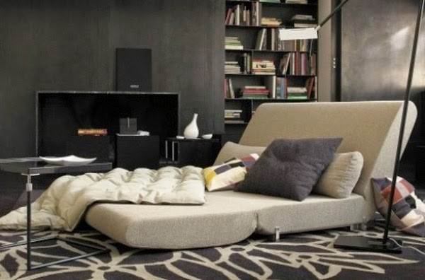 Ideas for creative sofa bed design for your modern interior .