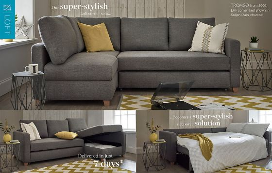 Top 10: sofa beds for small spaces | Sofas for small spaces .