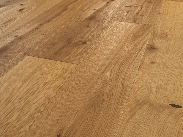 Country Rustic Solid Oak Flooring CG Material by Design Connect