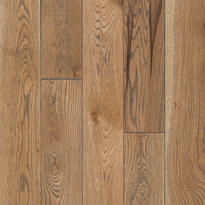 Bruce America's Best Choice 5-in Naturally Gray Oak Solid Hardwood .