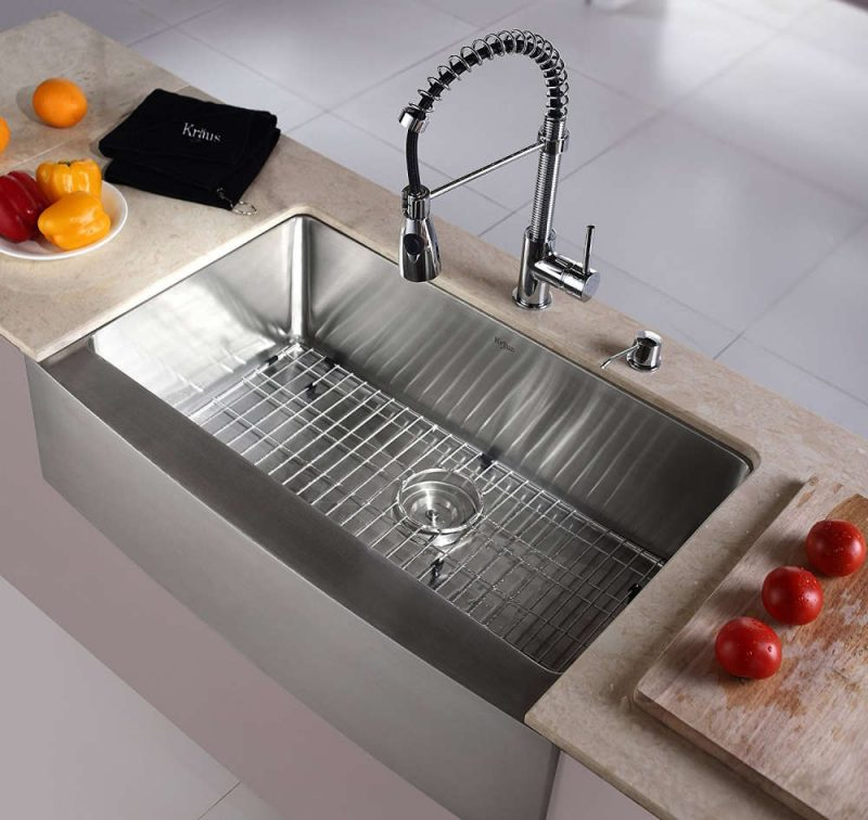 Types of Kitchen Sinks • Read This Before You B