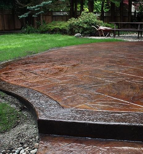 South Jersey's Premier Stamped Concrete Contracto