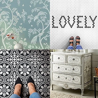 Shop Stencils - Wall Stencils for DIY home decor projec