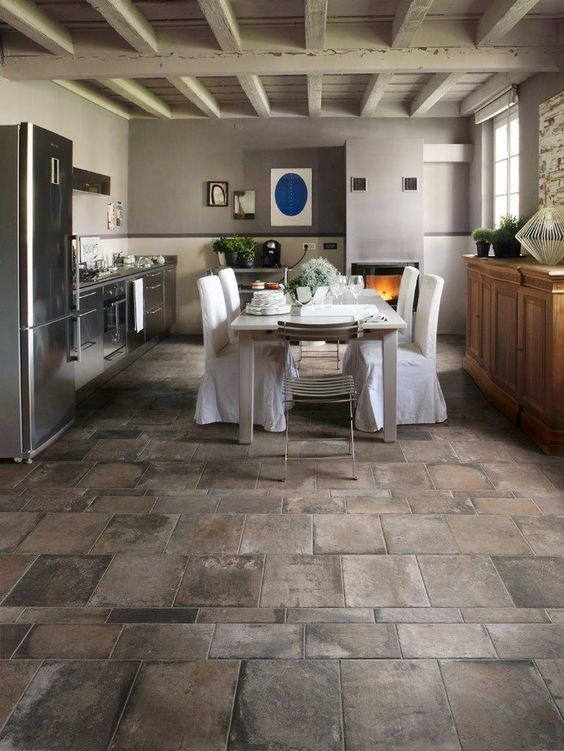 35 Stone Flooring Ideas With Pros And Co