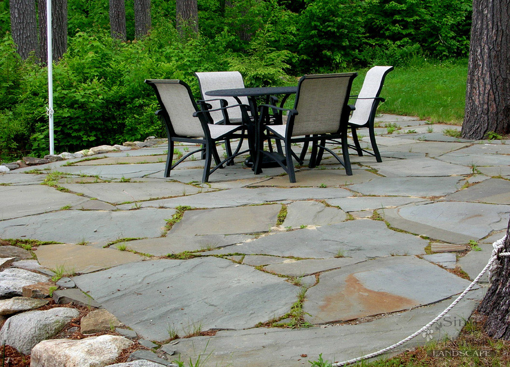 Awesome Natural Stone Patio Ideas Garden Decors Do It Yourself .