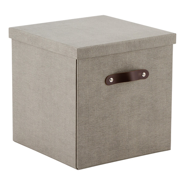Bigso Marten Grey Storage Cubes | The Container Sto