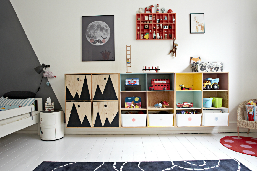 Kids Bedroom Ideas: Unique Storage Solutions To Inspire You – Kids .