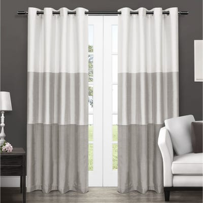 Buy Stripe Curtains & Drapes Online at Overstock | Our Best Window .