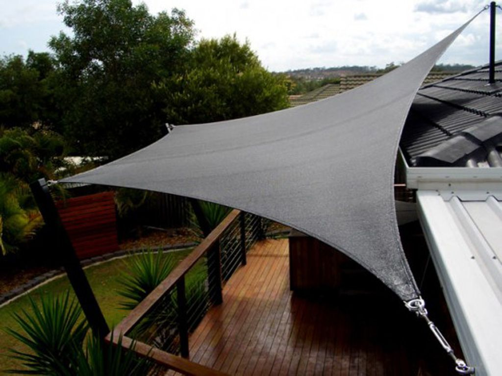 black sun shade plans (With images) | Outdoor restaurant patio .