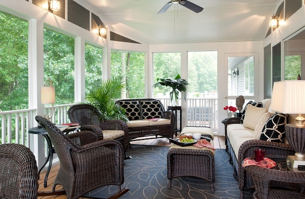 Choosing Sunroom Furniture to Match your Design Sty