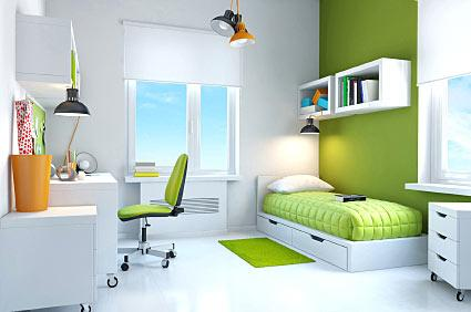 Common Themes for Teenage Bedrooms | LoveToKn