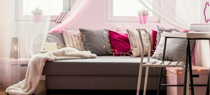 Amazing Teenage Girl Bedroom Ideas For Small Rooms - The Mom .